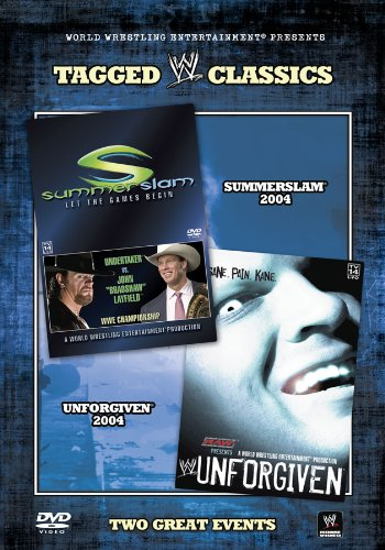WWE: Tagged Classics - Summerslam 2004/Unforgiven 2004
