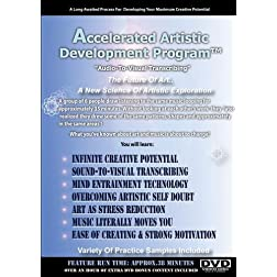 "Accelerated Artistic Development Program ""Audio-To-Visual Transcribing"""