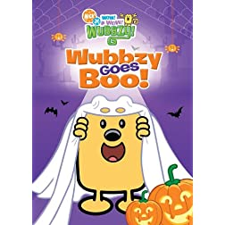 Wow! Wow! Wubbzy!: Wubbzy Goes Boo
