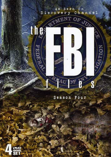 The FBI Files - Season Four - AS SEEN ON DISCOVERY CHANNEL