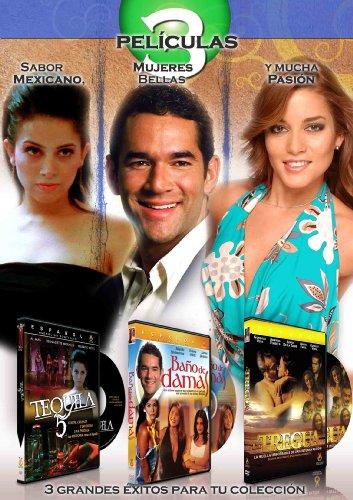 Tequila 5/Banos De Damas/La Tregua (3 Pack)