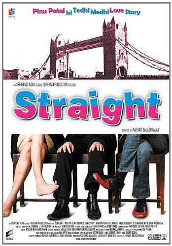 Straight ... Pinu Patel Ki Tedhi Medhi Love Story (Dvd)
