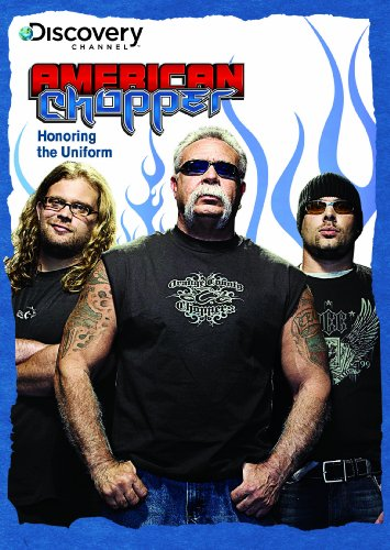 American Chopper: Honoring the Uniform