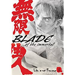 Blade of the Immortal Volume 1