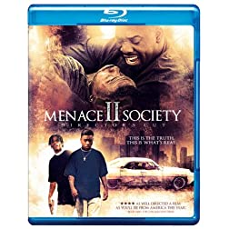 Menace II Society [Blu-ray]