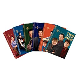 Two and a Half Men: The Complete Seasons 1-6