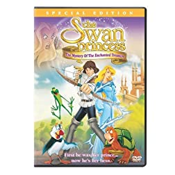 Swan Princess: Mystery of the Enchanted Treasure