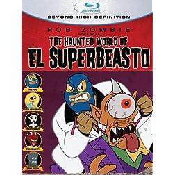 The Haunted World of El Superbeasto [Blu-ray]