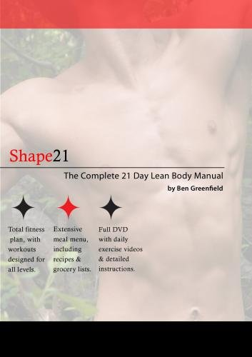 Shape21 Exercise DVD