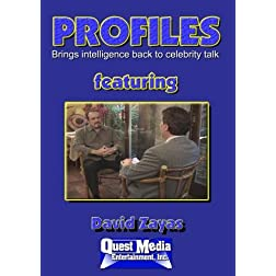PROFILES featuring David Zayas