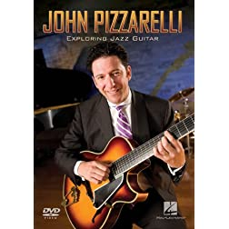 John Pizzarelli - Exploring Jazz Guitar DVD