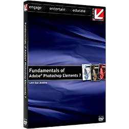 Class on Demand: Fundamentals of Adobe PhotoShop Elements 7 2009 Adobe Educational Training Tutorial Learning DVD [Interactive DVD]