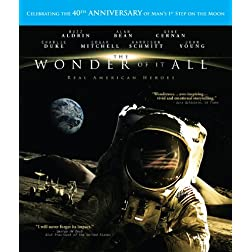 The Wonder of It All [Blu-ray]