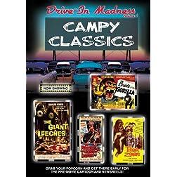 Drive-In Madness, Vol. 1: Campy Classics