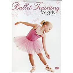 Ballet Training for Girls