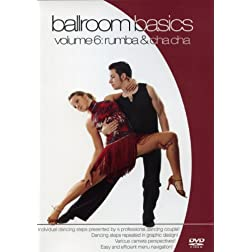 Ballroom Basics, Vol. 6: Rumba & Cha Cha