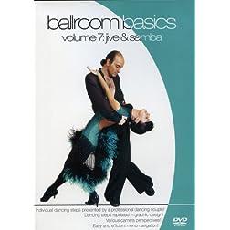 Ballroom Basics, Vol. 7: Jive & Samba