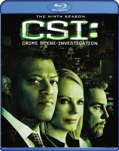 CSI: Crime Scene Investigation - The Ninth Season [Blu-ray]