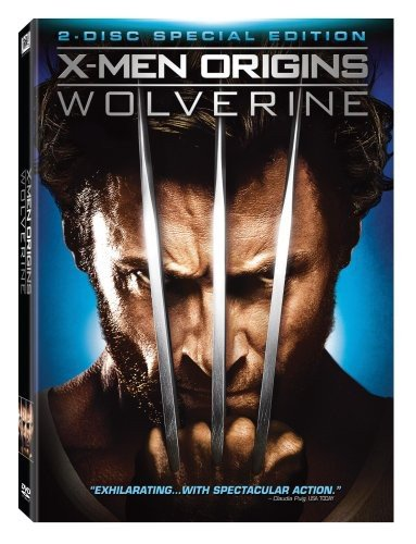 X-Men Origins: Wolverine (Two-Disc Special Edition + Digital Copy)