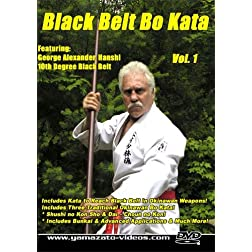 Black Belt Bo Kata vol. 1