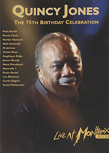 The 75th Birthday Celebration: Live at Montreux 2008