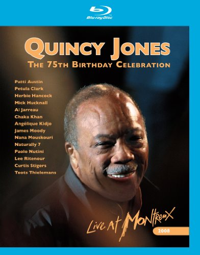 The 75th Birthday Celebration: Live at Montreux 2008 [Blu-ray]