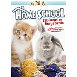 Home School: Cat Corner & Furry Friends