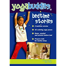 YogaBuddies Bedtime Stories