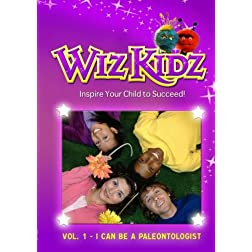 The Wiz Kidz - I Can Be A Paleontologist