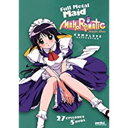 Mahoromatic, Vol. 3: Full Metal Maid Complete Collection