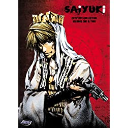 Saiyuki: Complete Collection