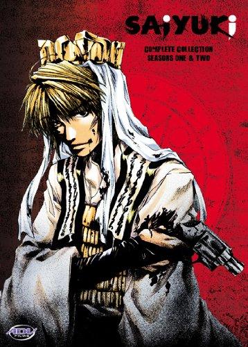 Saiyuki: Complete Collection
