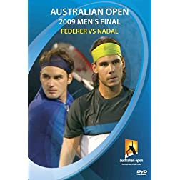 Australian Open 2009 Mens Final - Federer Vs. Nadal