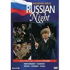 Waldbuhne Concert - Russian Night / Berliner Philharmoniker