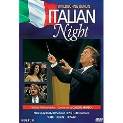 Waldbuhne Concert - Italian Night / Berliner Philharmoniker