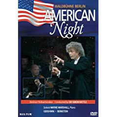 Waldbuhne Concert - American Night / Berliner Philharmoniker