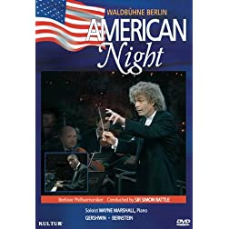 Waldbuhne Concert - American Night / Berliner Philharmoniker