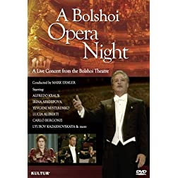 A Bolshoi Opera Night - A Live Concert From The Bolshoi Theatre