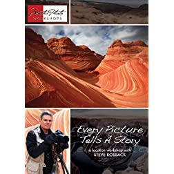 Every Picture Tells A Story: A location workshop with Steve Kossack