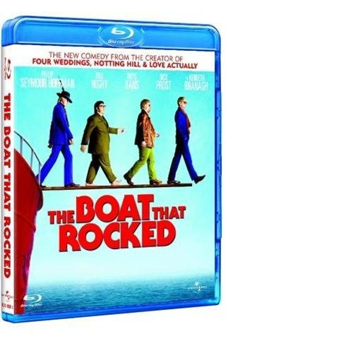 Boat That Rocked [Blu-ray]