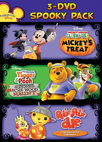Playhouse Disney Spooky Pack