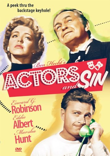 Actors And Sin: Actor's Blood, Woman of Sin