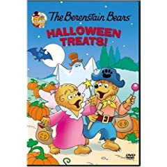 The Berenstain Bears: Halloween Treats