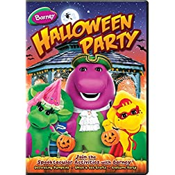 Barney: Barney's Halloween Party