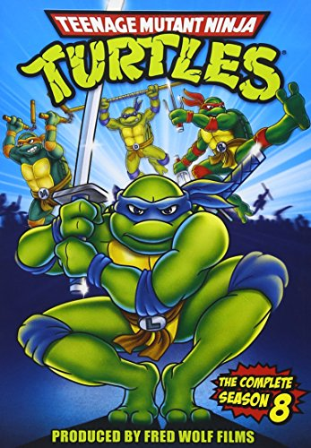 Teenage Mutant Ninja Turtles: The Complete Season 8