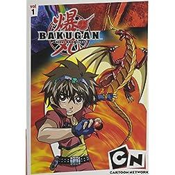 Bakugan, Vols. 1-4