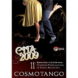 The best of CosmoTango (2009)