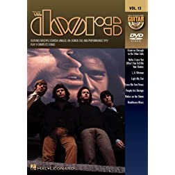 The Doors - Guitar Play-Along DVD Volume 13