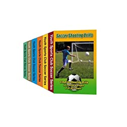Schupak's Soccer 6 Pack DVD Set