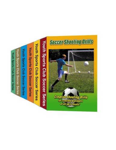 Schupak's Soccer 6 Pack DVD Set